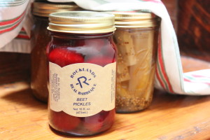 Rocklands' tasty pickled products