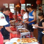 Potomac Boat Club refuels on Rocklands