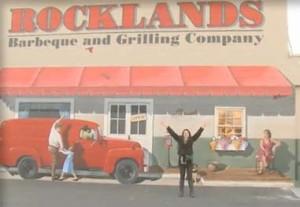 Rocklands - Arlington, VA mural