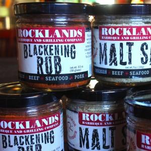 Rocklands Malt Salt and Blackening Rub