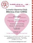 Valentine's Day- Treat Yourself!