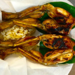 Leap Day Special: Frog Legs!