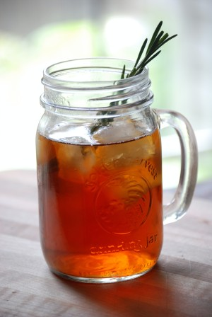 Rocklands brewed iced tea
