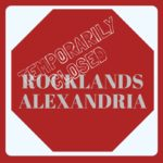 Alexandria Rocklands closed until Tuesday
