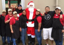 Rocklands Santa