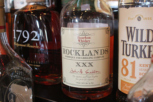 Rocklands Bourbon