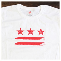 Rocklands DC T-shirt