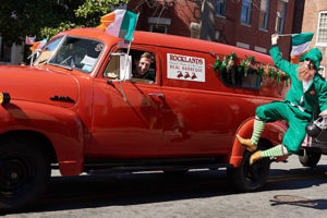 St. Patrick's Day Parade @ Alexandria | Virginia | United States