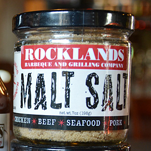 Rocklands Malt Salt