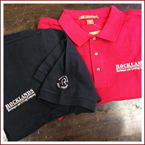 Rocklands Polo Shirts